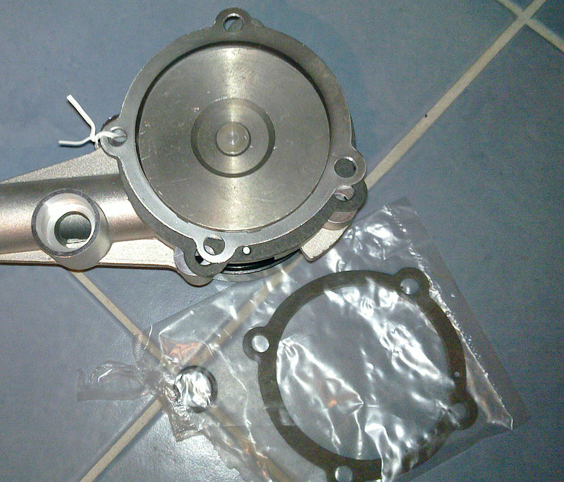 AU Waterpump Replacement Guide - Australian Ford Forums